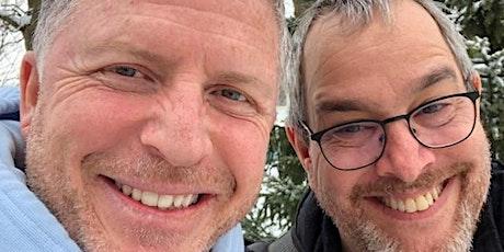 STE-THÉRÈSE - Parlons équilibre avec Marc Gervais & Michel Courtemanche 25$ billets
