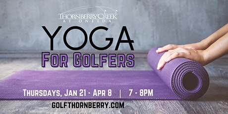 Yoga for Golfers tickets