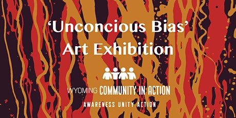 Unconscious Bias Art Exhibition tickets