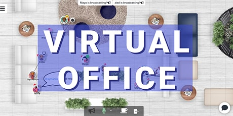[Virtual Office] How to use oVice Virtual Space as a Remote Office tickets