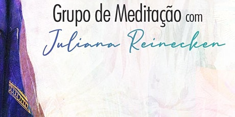 Grupo de Meditação bilhetes