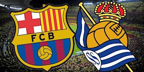 ViVO!!.-@ Barcelona v Real Sociedad E.n Viv y E.n Directo ver Partido onlin entradas