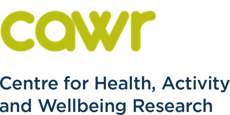 Launch of the Centre for Health, Activity & Wellbeing Research (CAWR) tickets
