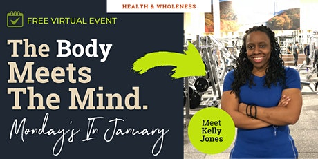 The Body Meets The Mind tickets