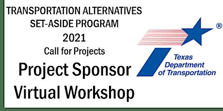 2021 Transportation Alternatives Project Sponsor Virtual Workshop (1) tickets
