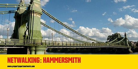 NETWALKING HAMMERSMITH: Property networking in aid of LandAid tickets