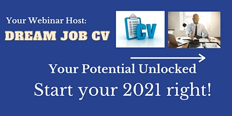 How to Land Your Dream Job in 2021! tickets
