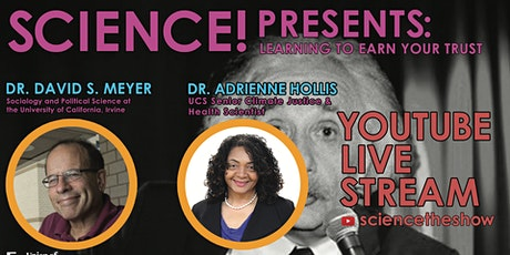 Science! Presents: Learning To Earn Your Trust tickets