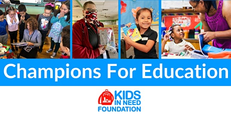 Champions For Education tickets