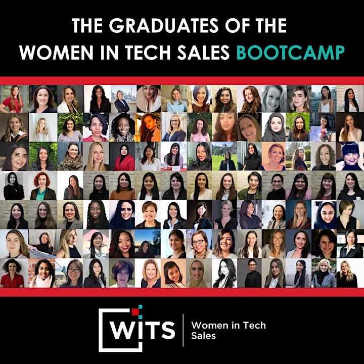 Women in Tech Sales Bootcamp Atlanta Oct  2021 - HIRING PARTNER PACKAGES image