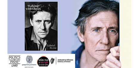 P&P Live! Gabriel Byrne | WALKING WITH GHOSTS with Roddy Doyle tickets