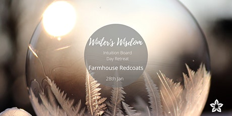 Winter's Wisdom - Intuition board, day retreat. {Postponed Tier 5) tickets