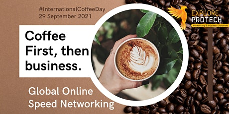 Global Online Speed Networking Event September 2021 ingressos