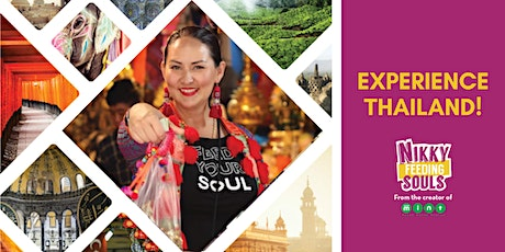 FREE COOKING EXPERIENCE: Thai Vegan Style tickets