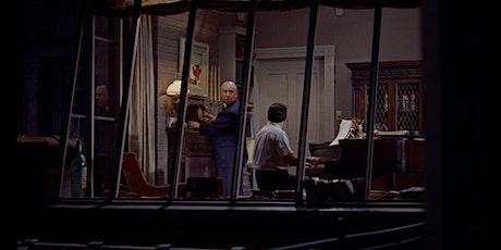 Workshop - La musica nel cinema di Alfred Hitchcock biglietti
