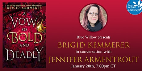 Brigid Kemmerer | A Vow So Bold and Deadly tickets