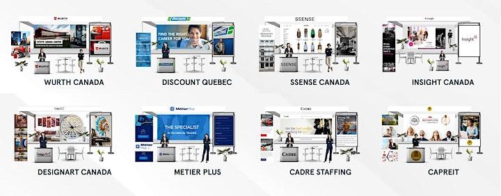 Quebec Virtual Job Fair - Thursday, March 4th 2021 image
