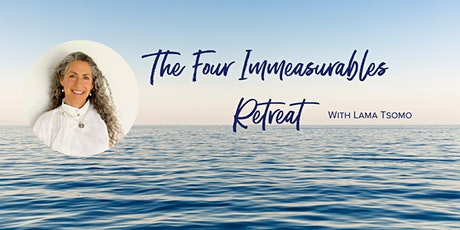 The Four Immeasurables Retreat: Cultivating Vast and Profound Connection tickets