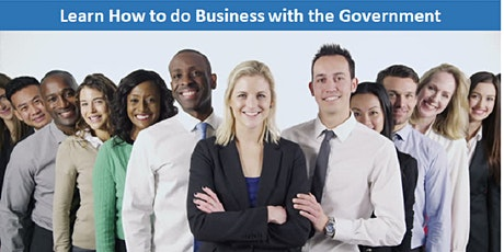 Government Contracting 101 – West TN tickets