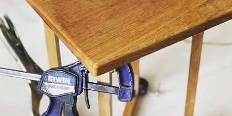 Make a Small Table (Introduction to Woodworking and Furniture Making) tickets