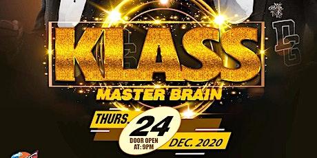 KLASS CHRISTAMAS EXTRAVAGANZA tickets