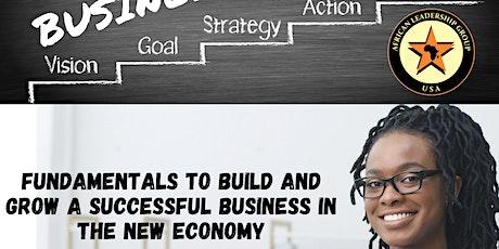 Business & Economic Workshop tickets