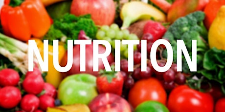 Nutrition and You tickets