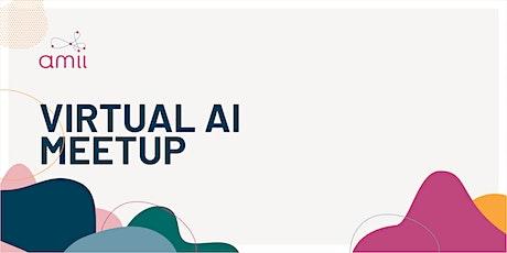 Amii's Virtual AI Meetup - January 21, 2021 tickets