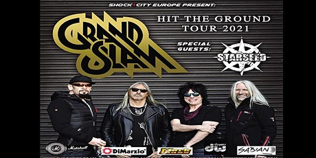 Grand Slam with special guests Starseed live Eleven stoke tickets