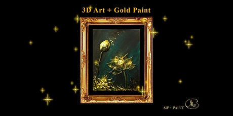 Sunday Workshop : Golden Lotus tickets