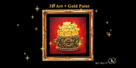 Sunday Workshop : Golden Treasure Bowl tickets