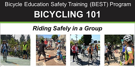 Bicycling 101: Riding Safely in a Group - Online Video Class tickets