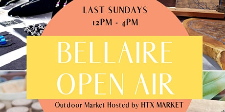Bellaire Open Air -- Last Sundays tickets