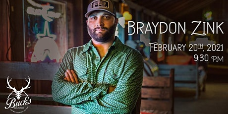 Braydon Zink tickets