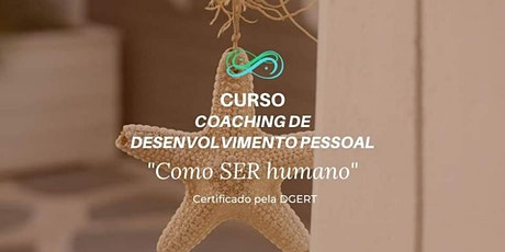 Curso de Coaching de Desenvolvimento Humano bilhetes