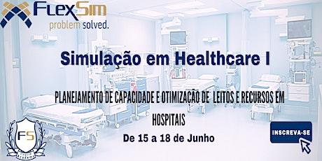 Simulação em Healthcare I bilhetes