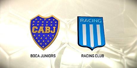 TV/VIVO.- Boca Juniors v Racing E.n Viv y E.n Directo ver Partido online entradas