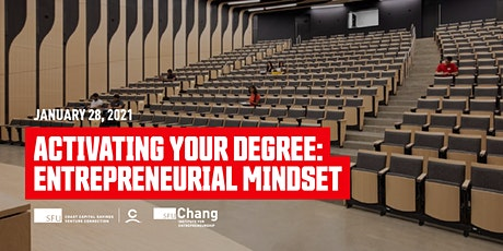 Activating Your Degree: Entrepreneurial Mindset tickets