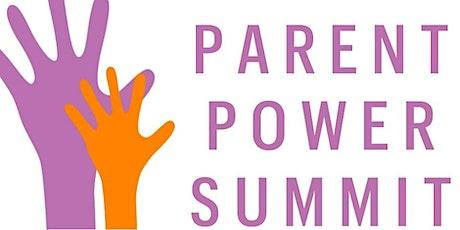 Parent Power Summit 2021 tickets