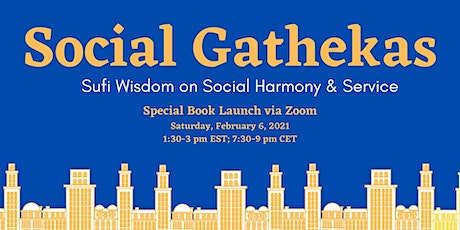 Social Gathekas Book Launch 2021 tickets