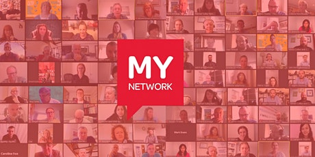 MYnetwork Virtual Zoom Networking Meeting - January 2021 tickets