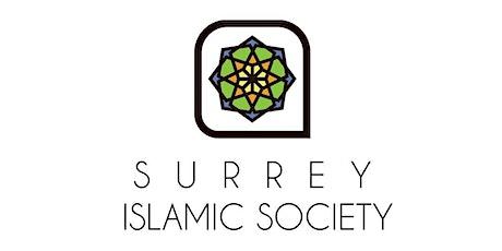 Jummah Surrey ISOC ingressos