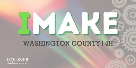April IMake | Washington County 4H tickets