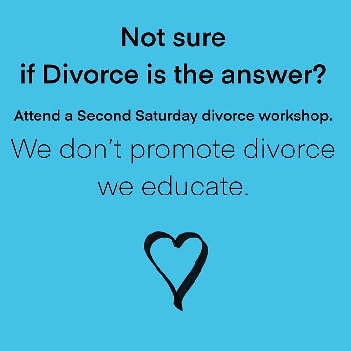 Second Saturday San Antonio Divorce Workshop image