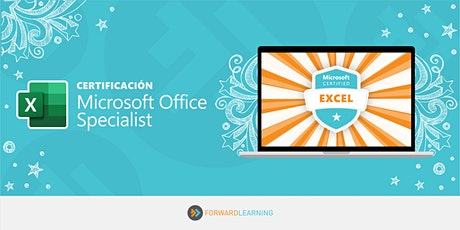 Certificación: MOS Excel boletos