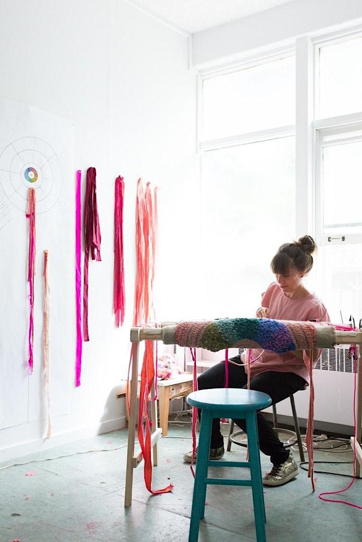 Workshop: Radical Rug Hooking with Marina Dempster image