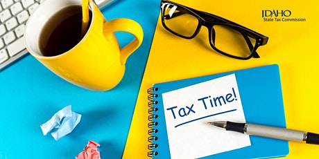 Tips for Filing Your 2020 Income Tax Return - Webinar tickets