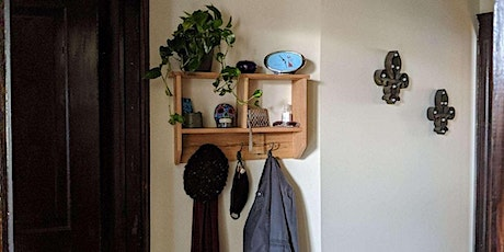 Dykes With Drills Make It Take It: Entryway Storage tickets