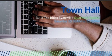 Q2 Town Hall for Build The Block Evansville tickets