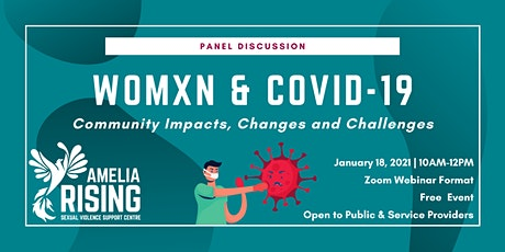 Womxn and COVID-19: Community Impacts, Changes & Challenges tickets